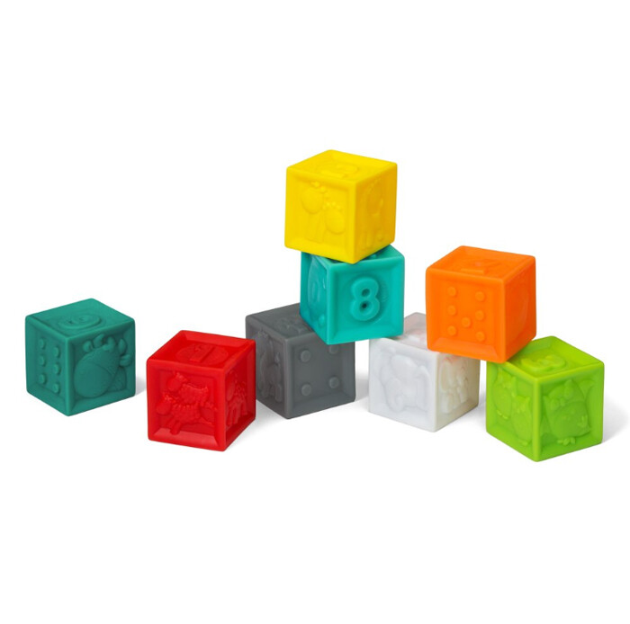 INFANTINO - Juego de bloques para apilar