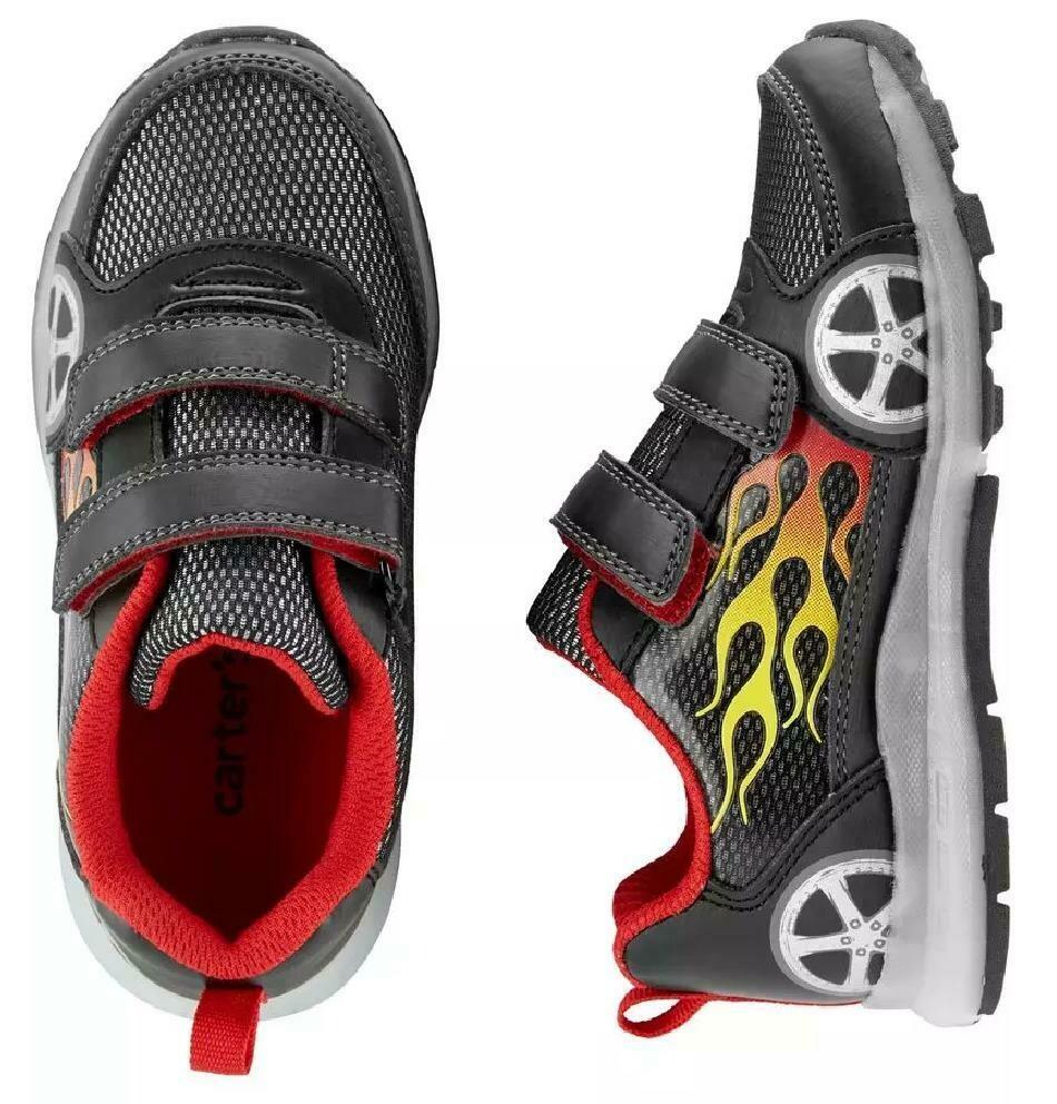 CARTERS - Tenis doble cincho con velcro - Niño - gender