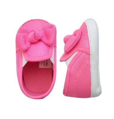 FIRST STEPS - Zapato con moñas - Niña