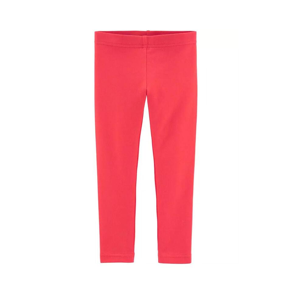 LEGGINGS OSHKOSH - color rojo