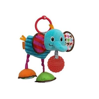 INFANTINO -Juguete para colgar elefante