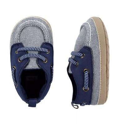 CARTERS - Zapato casual azul marino para niño