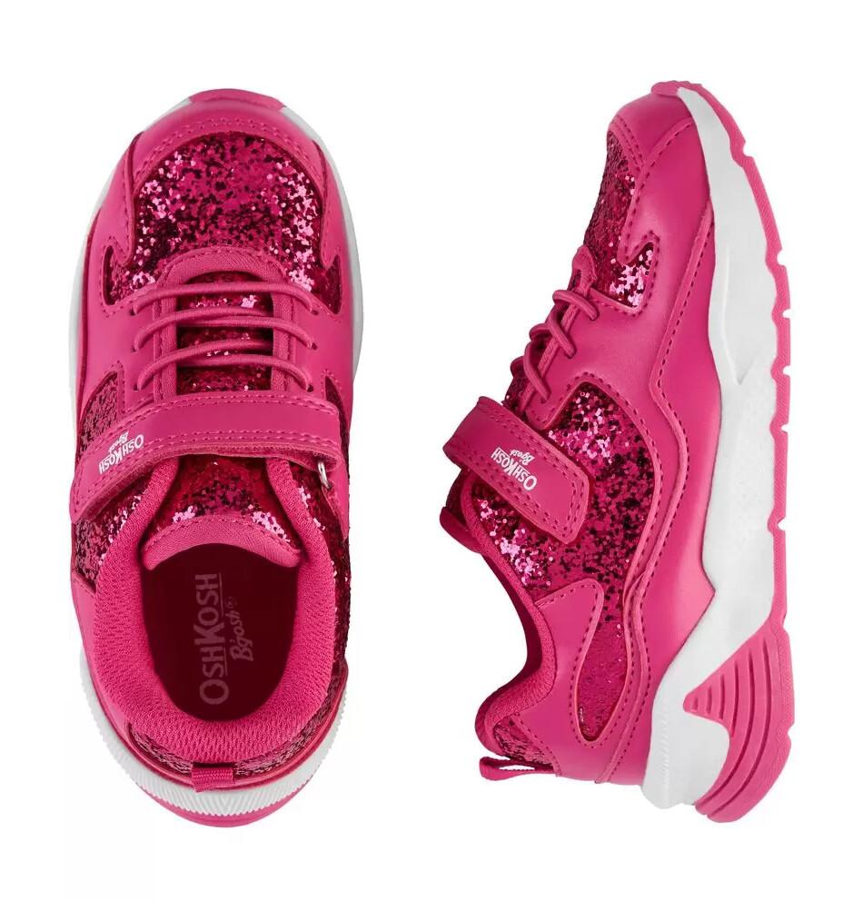 OSHKOSH - BUFFIE - Zapato tenis atlético, Niña