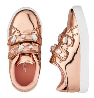 CARTERS - DARLA Zapato Casual para Niña tipo Tenis con Velcro