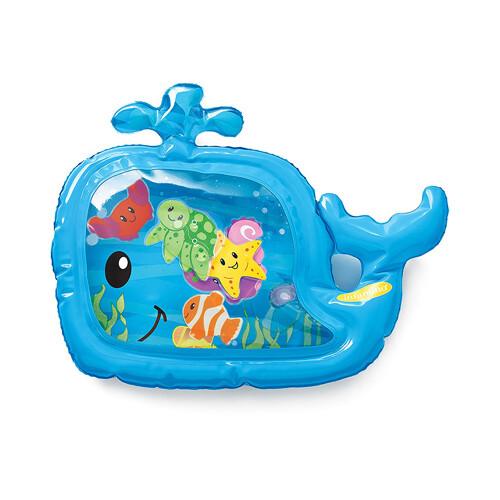 INFANTINO - Juguete juego de agua en forma de ballena