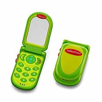 INFANTINO - Telefono celular de juguete
