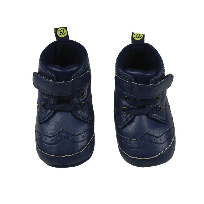 FIRST STEPS  - Botas azul marino - Niño