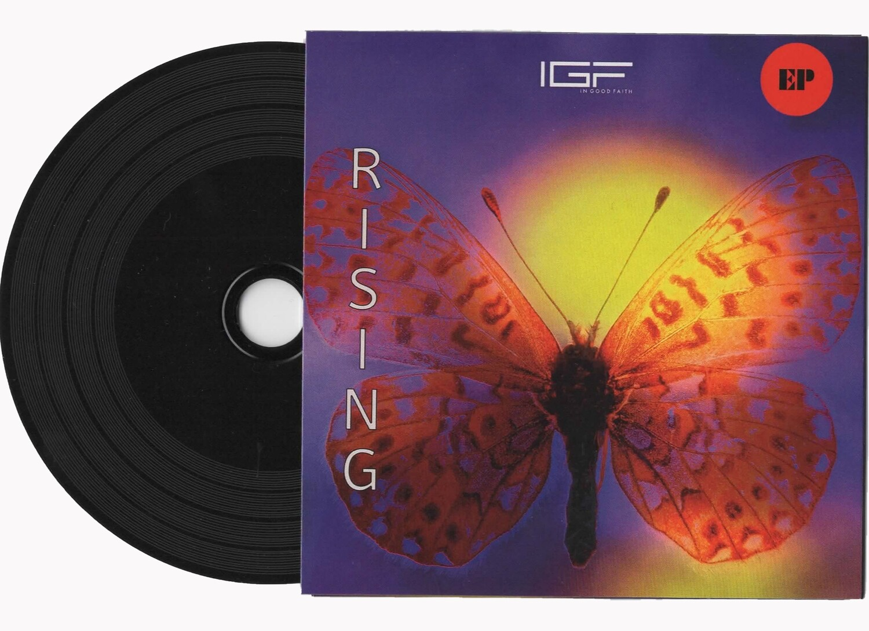 In Good Faith - Rising (EP) (8 Tracks) (CD)