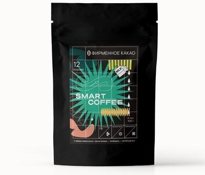 Фирменное какао Смарт кофе