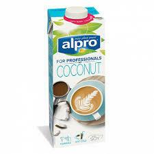 Alpro, растительное кокосовое молоко