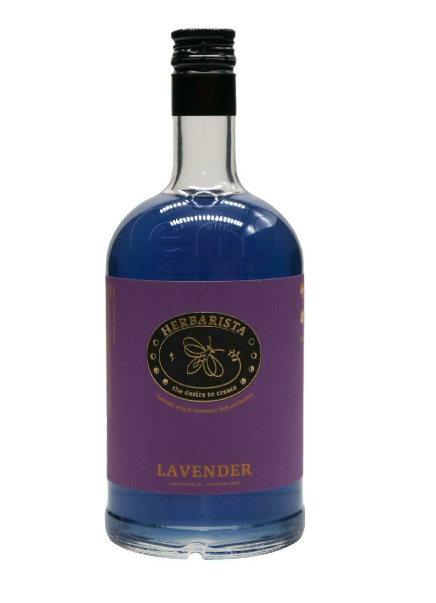 Herbarista Lavender сироп 700мл