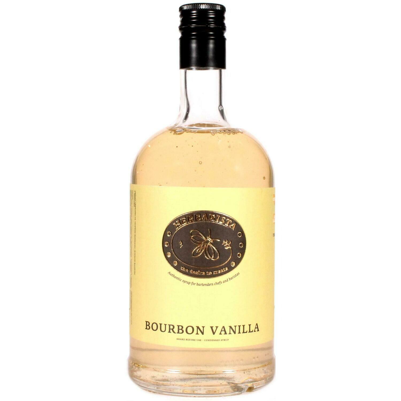 Herbarista Bourbon Vanilla сироп 700мл