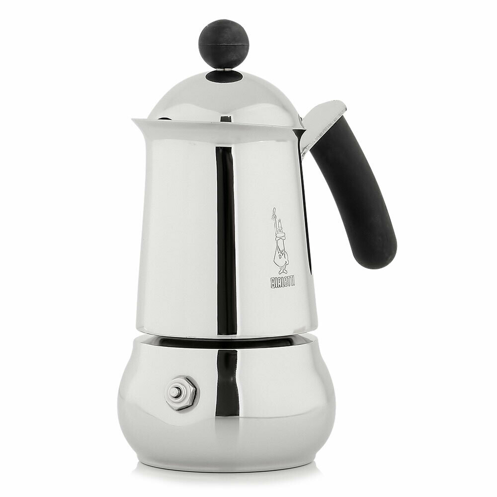Гейзерная кофеварка Bialetti Class на 2 чашки