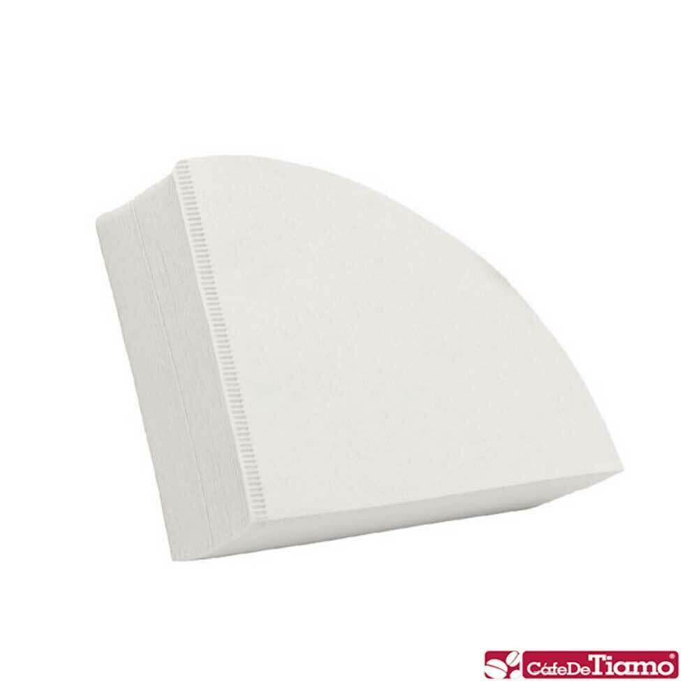Tiamo бумажные фильтры отбеленные v02 100шт