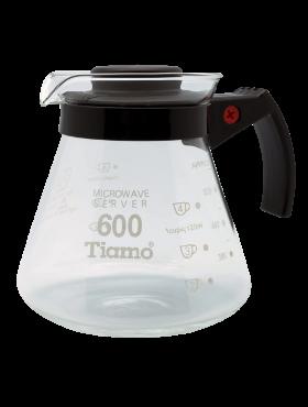 Tiamo чайник сервировочный 600 мл