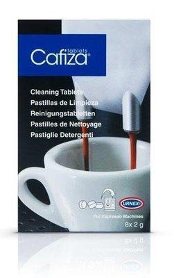 Urnex Cafiza Home Чистящее средство для домашних кофемашин (8 таблеток)