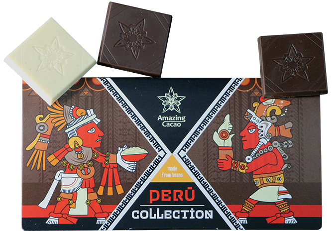 Amazing Cacao Коллекция Перу