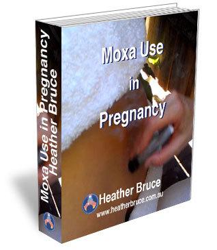 Moxa Use In Pregnancy