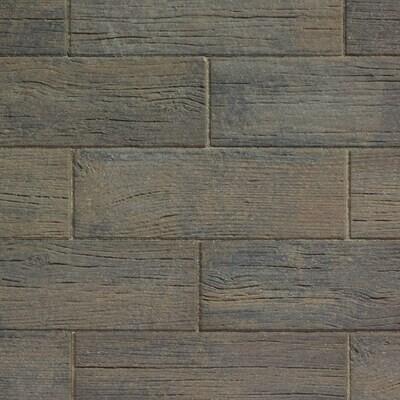 Wood Grain Paver - Driftwood (1.40 units/sq.ft) $10.26/sq.ft