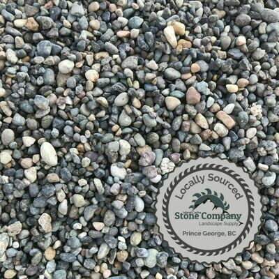 """Pea Gravel - Washed (3/8"""")"""