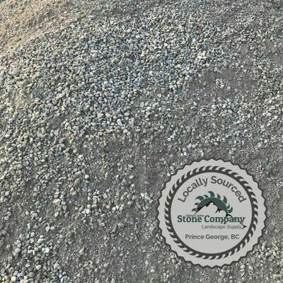"""Road Crush Gravel 3/4"""" minus - (by the cubic yard)"""