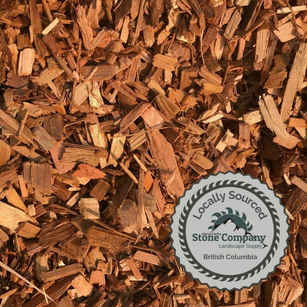 Cedar Wood Chips - (by 4.8 cu.yd. bale)