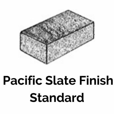 Standard - Pacific Slate Finish Series (3.7 units/sq. ft.)