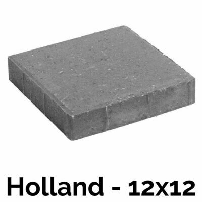 12x12 - Holland Collection Pavers  (1.03 units per sq. ft.)