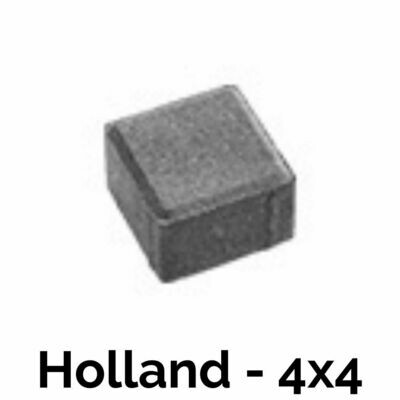 4x4 - Holland Collection Pavers (9 units per sq. ft.)