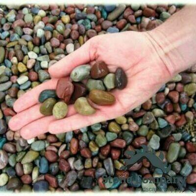 Rainbow Pebbles