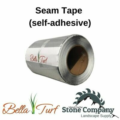 Synthetic Lawn - Seam Tape - Self-adhesive - Roll of 25'