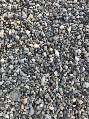 Pea Gravel - Washed (3/8