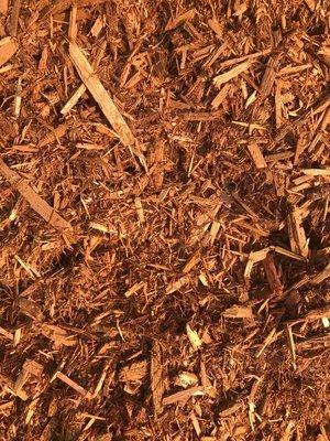 Cedar Shredded Mulch - (by the cubic yard)