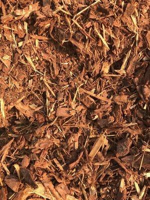 Fir Mulch - (by the cubic yard)