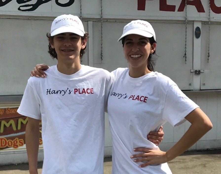 Harry's Place Baseball Caps One Size