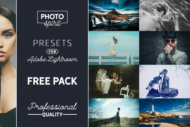 Free Presets For Adobe Lightroom DNG Mobile + Desktop + Camera RAW