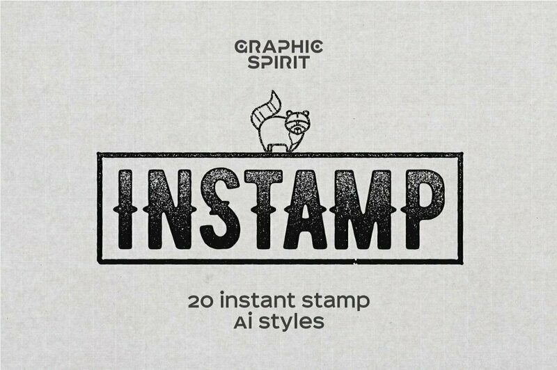 INSTAMP Instant Stamp AI Styles