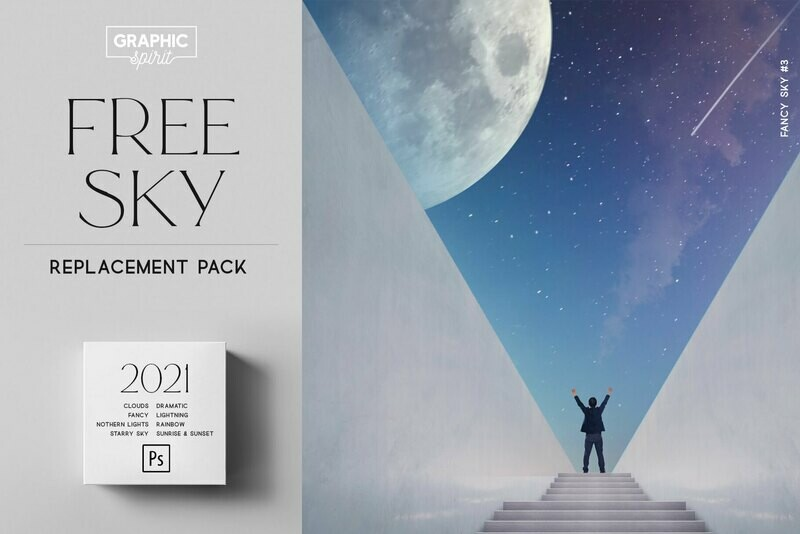Free Sky Replacement Pack 2021