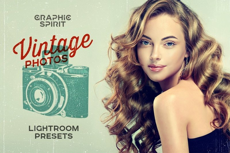 Vintage Photos Lightroom Presets