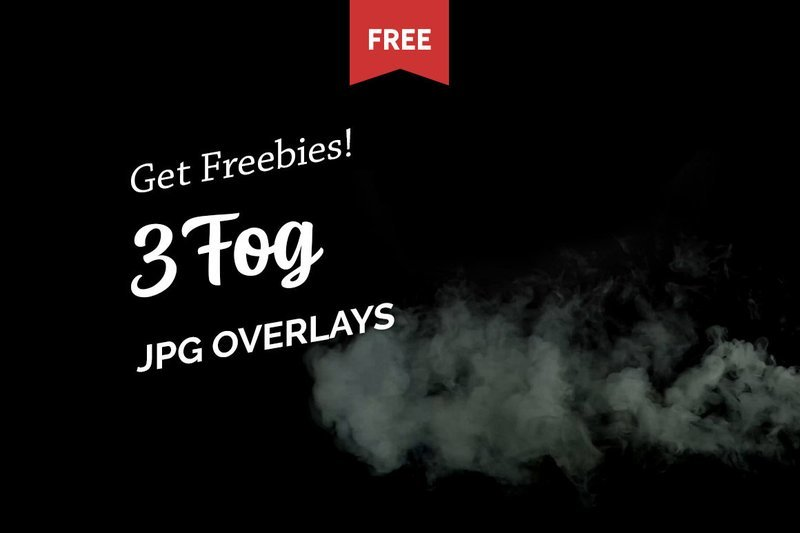 Free Fog Photo Overlays