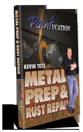 Metal Prep & Rust Repair