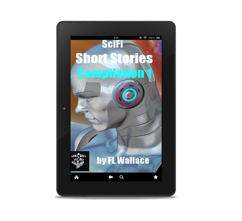 Sci-Fi Short Stories Compilation 1, by F.L. Wallace