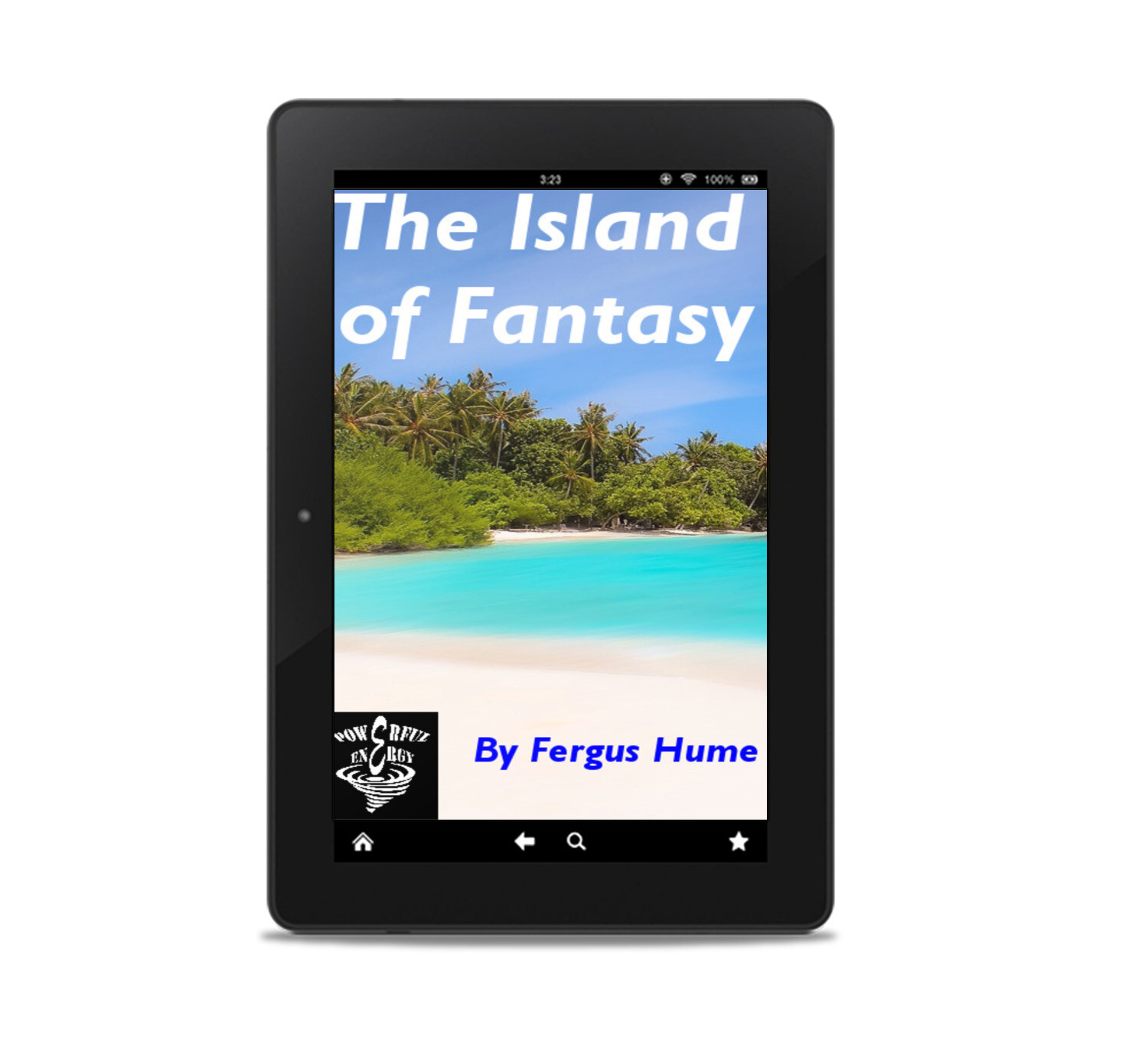 The Island of Fantasy, by Fergus Hume