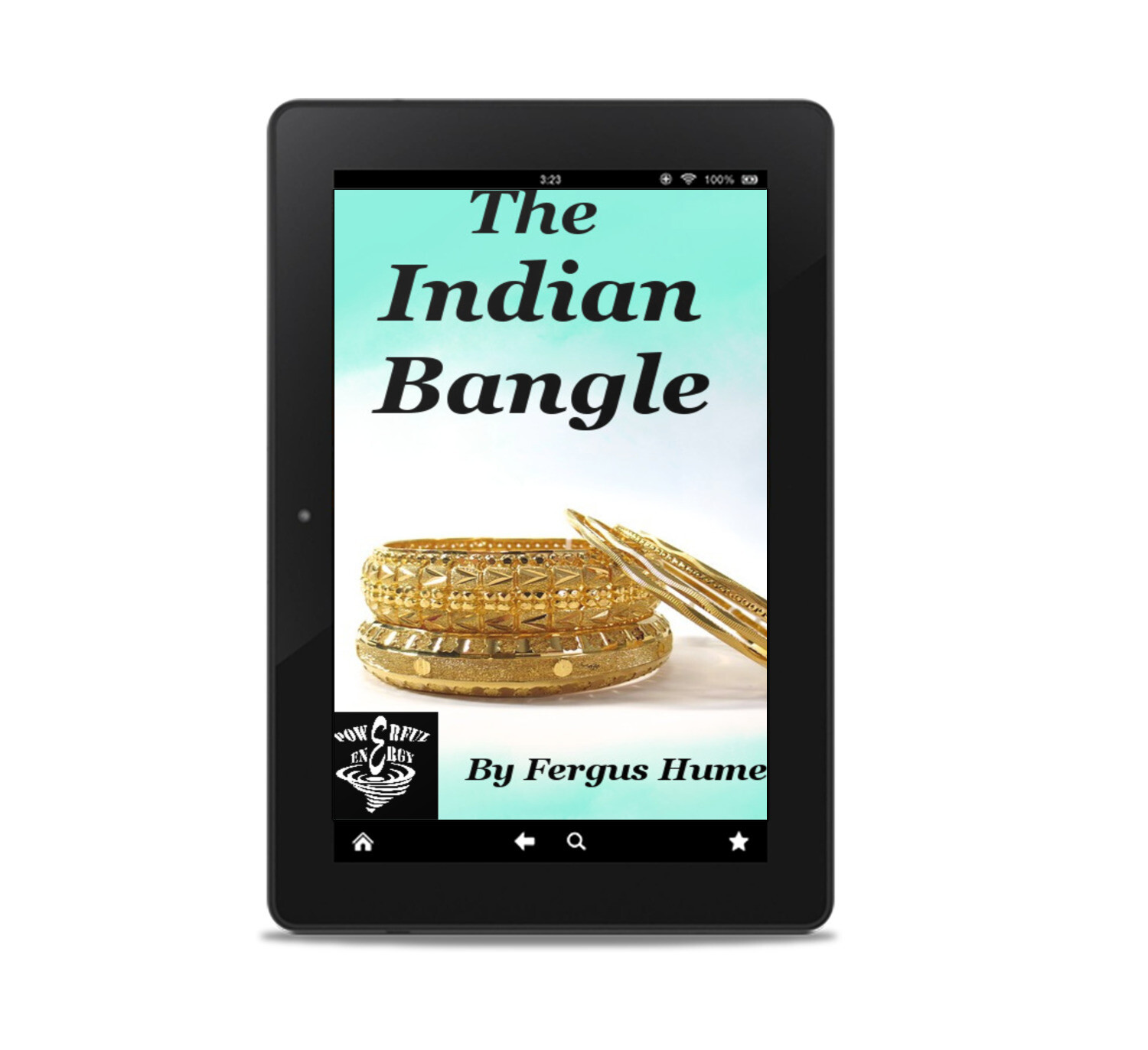 The Indian Bangle, by Fergus Hume