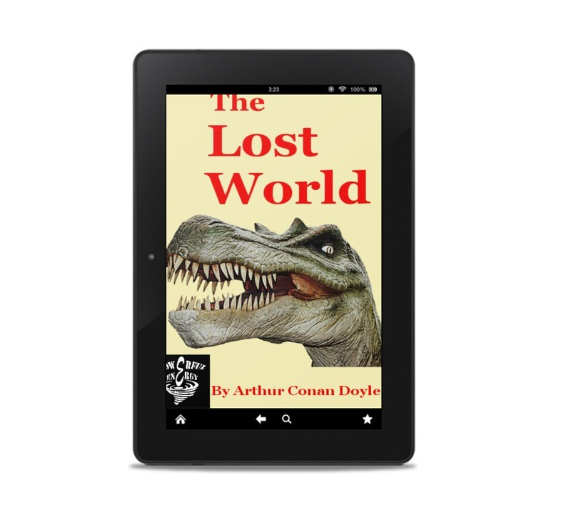 The Lost World, by Arthur Conan Doyle