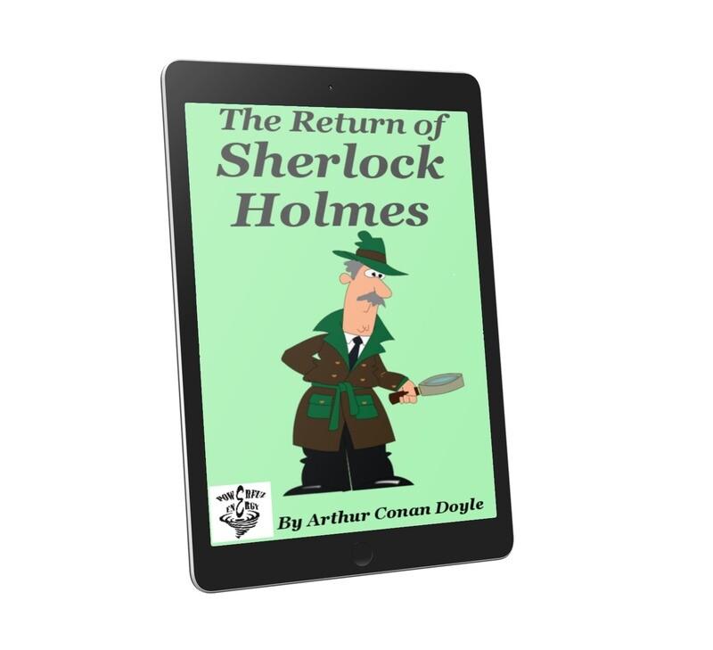 The Return of Sherlock Holmes, by Arthur Conan Doyle