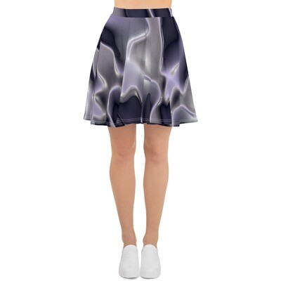 Antique Silver:  Sporty Skirt