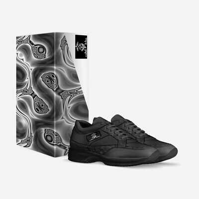 Duality:  Unisex Fashion Walking Sneakers: Custom Orders! $204