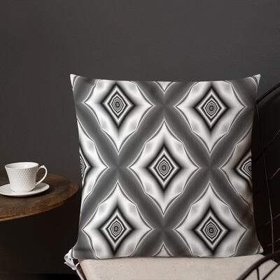 Duality: Square Premium Pillow