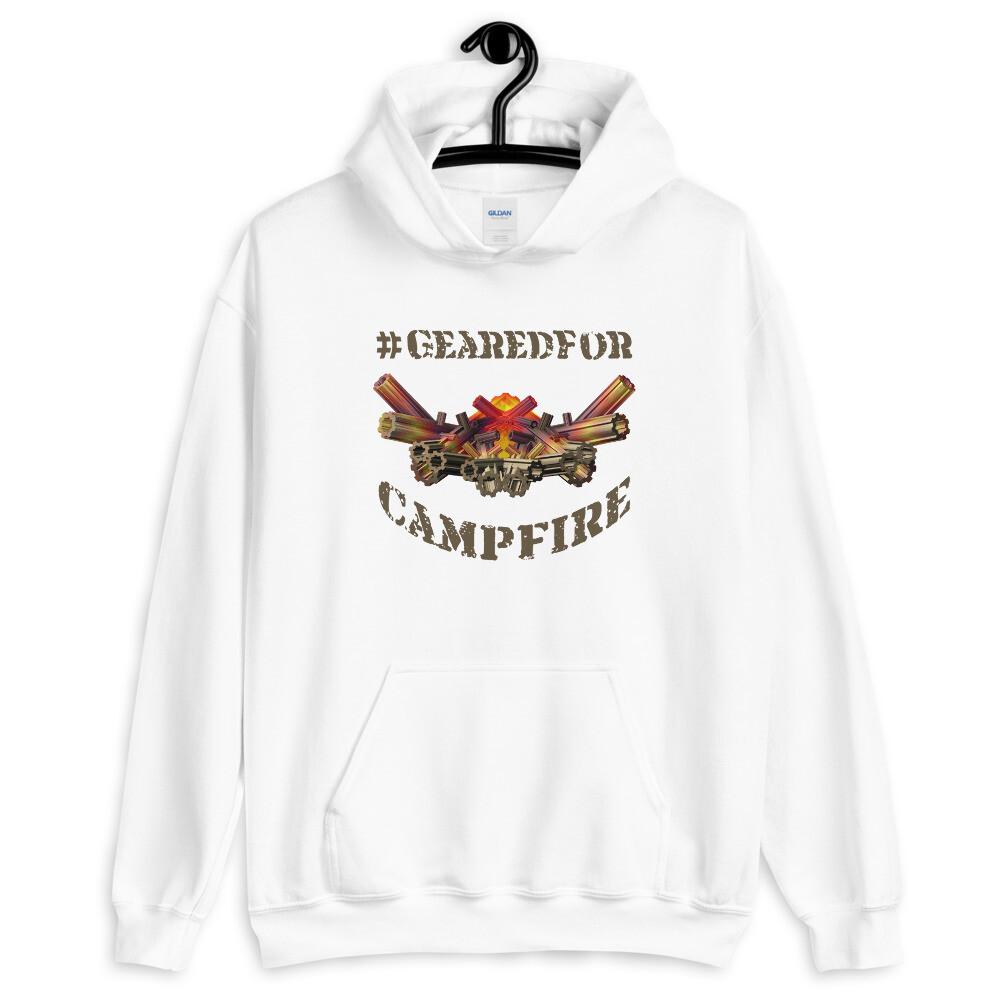 #GearedFor Campfire 1:  Unisex Hoodie